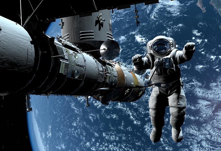 Weltraumkost für den Alltag auf der Erde